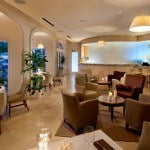 Restaurant 1360 at Port Ferdinand which are luxury marina residences for sale in Barbados