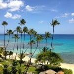 The Beach and Ocean at Saint Peter's Bay which are luxury residences in Barbados for sale