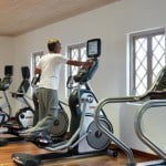 The Gym at Saint Peter's Bay which are luxury residences in Barbados for sale