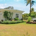 Exterior at #192 Nutmeg Row which is a villa for sale in St. James, Barbados
