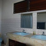 Master bathroom of Champaign which is a large property for sale in Barbados