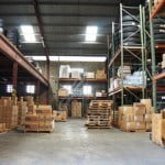 Inside the warehouse of commercial property at Webster Industrial Park for sale in Barbados