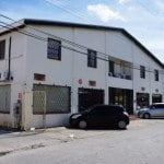 Front of commercial property at Webster Industrial Park for sale in Barbados